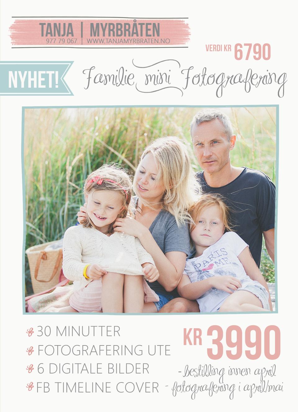 mini-familiefotografering