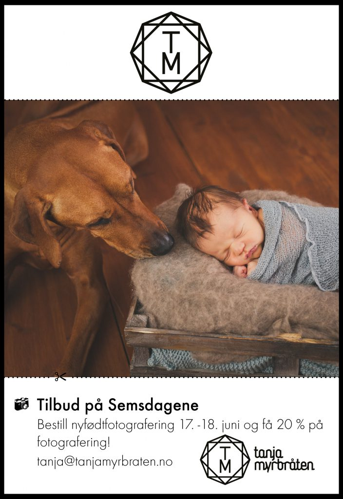 Annonse Semsdagen Fotograf